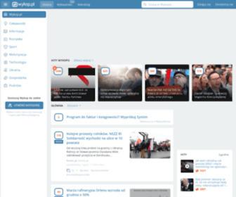 Wykop.pl - Wykop.pl - newsy, aktualności, gry, wiadomości, muzyka, ciekawostki, filmiki