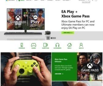 Xbox.com - Xbox   Official Site   Xbox.com