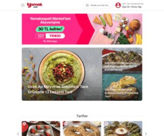 Yemek.com - Yemek.com - Pratik, Nefis ve Lezzetli Yemek Tarifleri