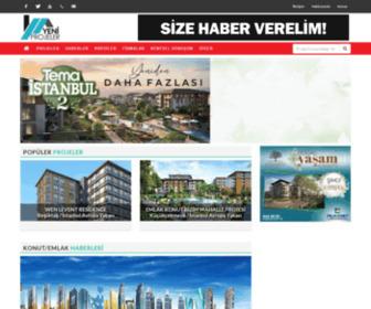 Yeniprojeler.com - En yeni konut, emlak projeleri. 2015-2016-2017 teslim İstanbul, Ankara, İzmir, Bursa toplu konut, emlak projeleri