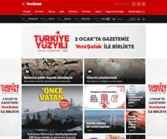 Yenisafak.com - Haberler, Haber, Son Dakika Haberler, Gazeteler - Yeni Şafak