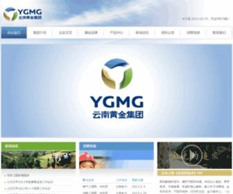 Ygmg.net - 云南黄金集团