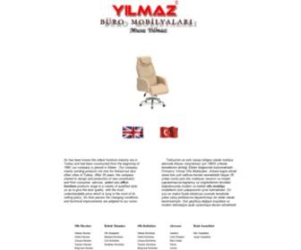 Yilmazburo.com - ...Yılmaz Ofis Mobilyaları...