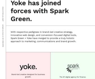 Yokedesign.com.au - Yoke | Web Design Melbourne & Graphic Design | Creative Agency