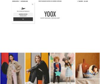 Yoox.com - yoox.com - shop fashion, design, art