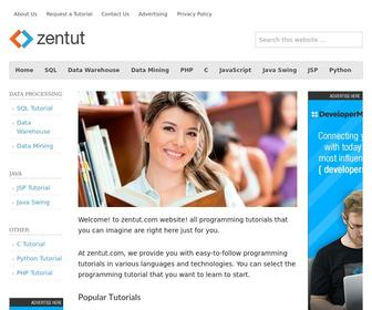 Zentut.com - ZenTut - Programming Made Easy