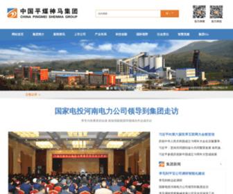 Zgpmsm.com.cn - 中国平煤神马集团