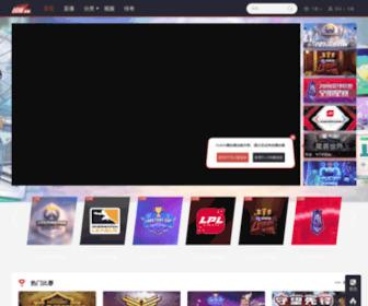 Zhanqi.tv - 战旗直播_Live For Gamers丨天生爱玩,游戏至上!- zhanqi.tv