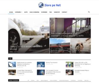 Ziare-pe-net.ro - Ziare pe net - stiri din ziare