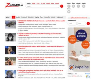 Zoznam.sk - Zoznam slovenského internetu