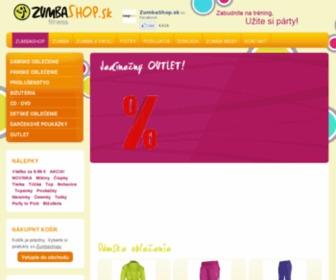 Zumbashop.sk - Zumba Shop | tričká, nohavice, mikiny, topánky, legíny