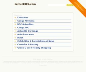 Zumel1000.com - zumel1000.com-&nbspzumel1000 Resources and Information.